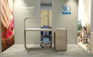 Anima green per l estetica style different for Arredamento reception estetica