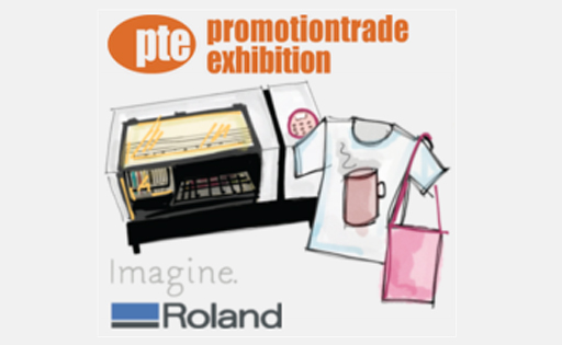 Roland DG al Promotion Trade Exhibition 2016