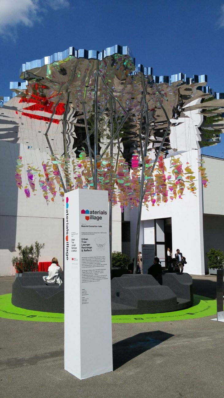 "ABS Group realizza ""Urban Tree Lounge"""