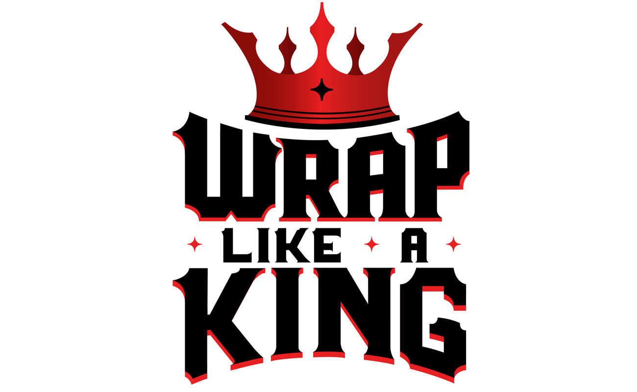 "Avery Dennison presenta ""Wrap Like a King"""