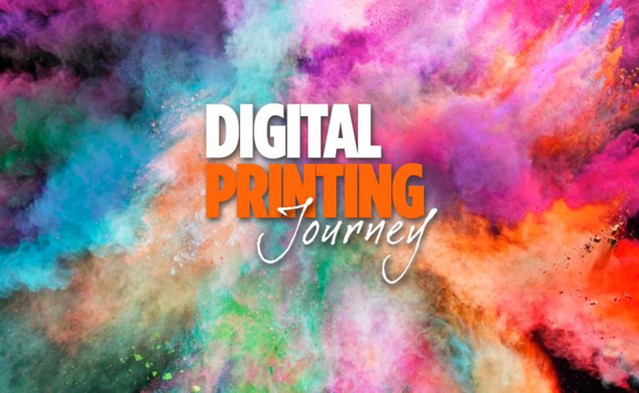 Digital Printing Journey: Un racconto in 21 tappe