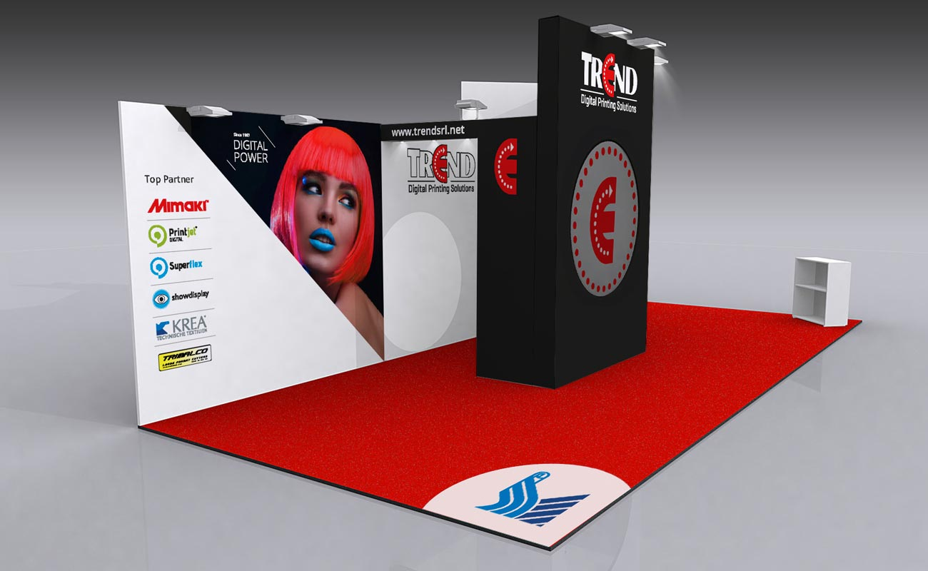 TREND – Pad. 8 – Stand K10