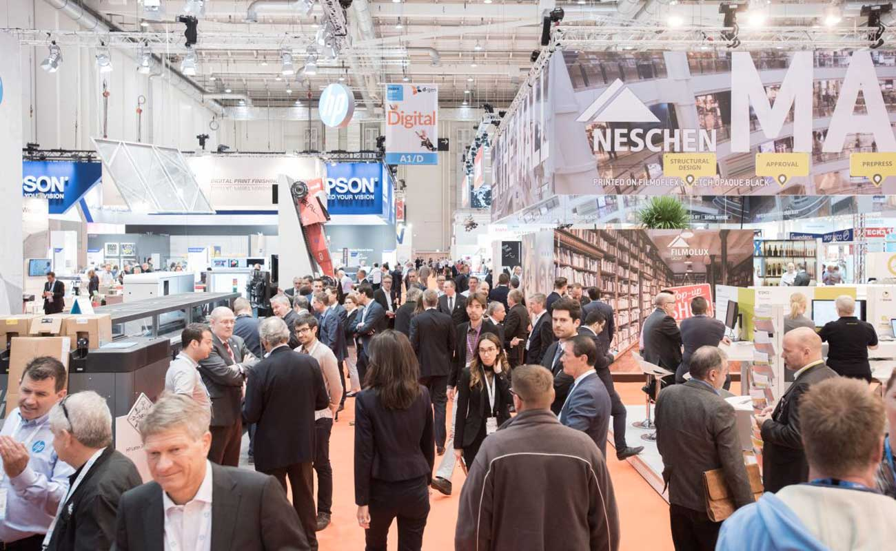 Fespa Global Print Expo 2018: Where print takes off