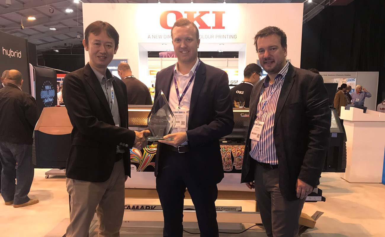OKI Europe vince il Pick Award 2018 di Keypoint Intelligence BLI