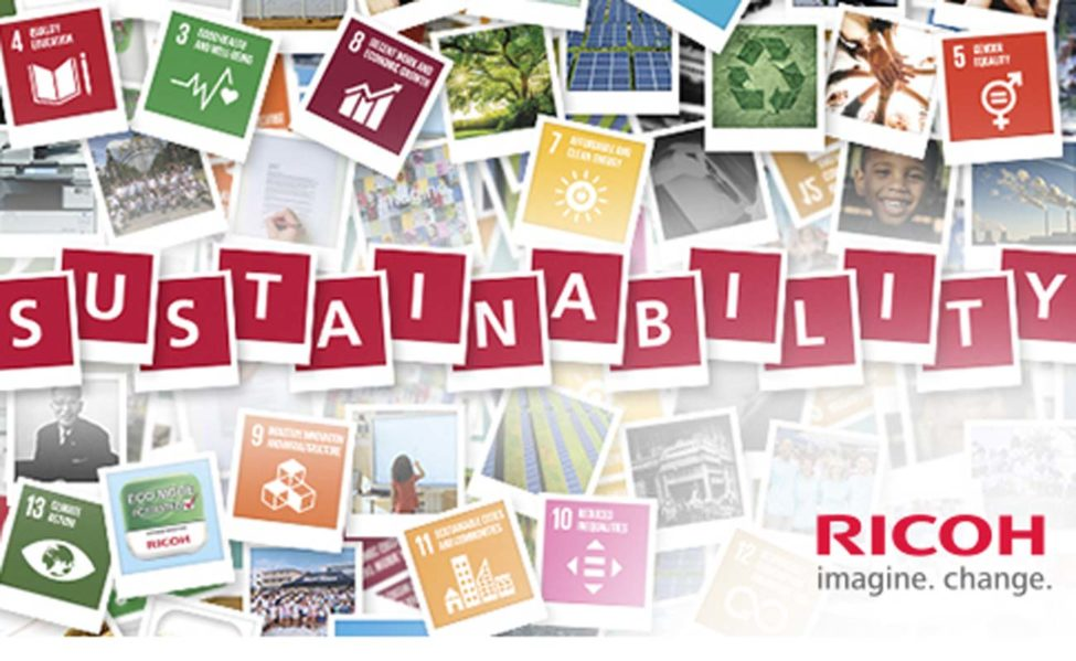 Al via il Global SDG Action 2019 di Ricoh