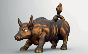 bull-3d-printed-using-massivit-1800-technology