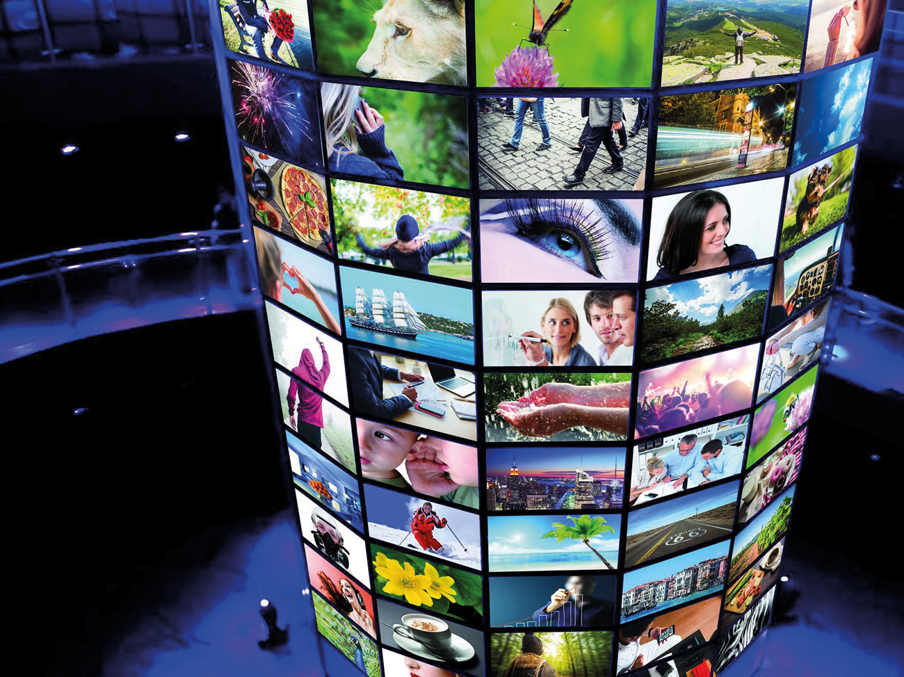 Nuove frontiere nel digital signage